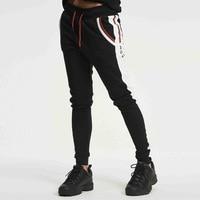 Men Pants Sport prints Basketball Gym Trousers Bodybuilding Jogging Skinny Leggings Sportswear Running Pant