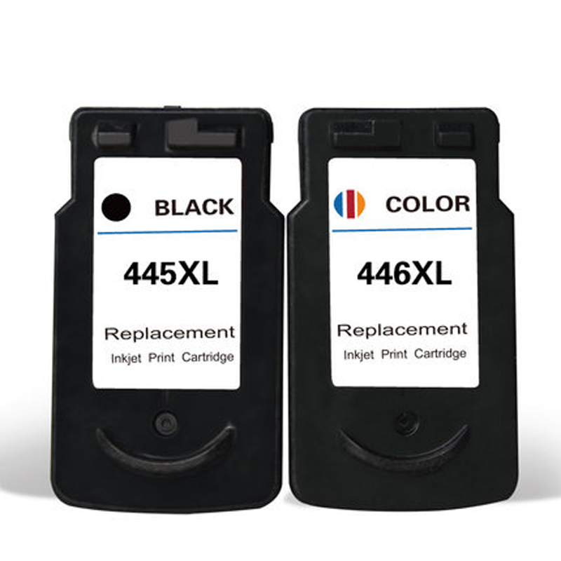 PG-445 CL-446 PG 445 CL 446 Ink Cartridge For Canon pg445 cl446 for canon PIXMA iP2840 MG2440 MG2540 MG2940 MX494 printer ink