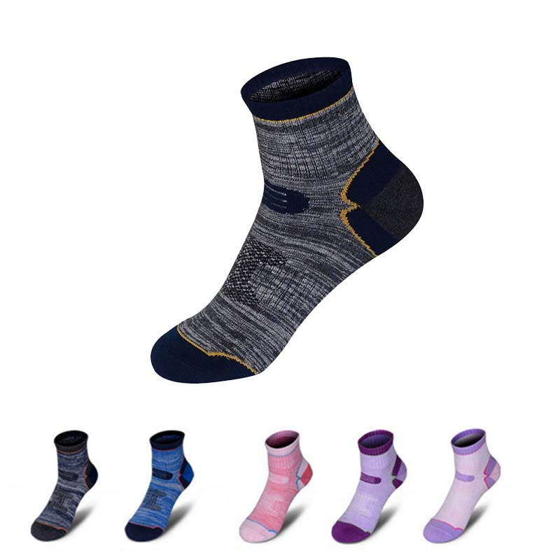 Sport cycling socks MTB mountain bike yoga socks Cotton Net Surface Summer Breathable Socks Men Female Outdoors Hiking