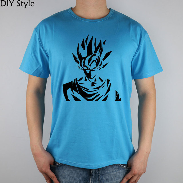 Goku Dragon Ball Z Super Saiyan T-shirt