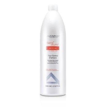 Alfaparf 167269 1000 ml Semi Di Lino Discipline Frizz Control Shampoo for Rebel Hair лосьоны black professional line восстанавливающий лосьон в ампулах с экстр семян льна semi di lino hair ampoules 12 ам по 10 мл