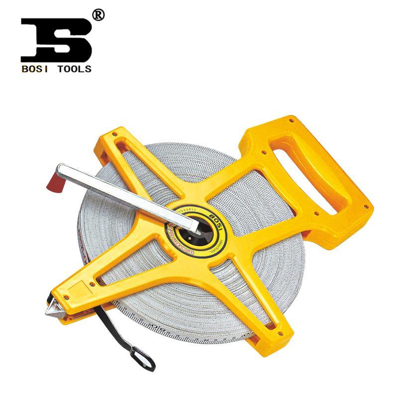 Persian tool fiberglass sheath tape fiber tape rack portable 30 m 50 m 100 m