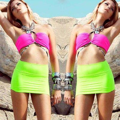 Aliexpress.com : Buy Women's Sexy Mini Skirt Slim Seamless Stretch ...