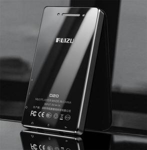 Image 5 - 2020 mais novo leitor de mp3 ruizu d20 3.0 Polegada tela sensível ao toque completo alto falante de alta fidelidade lossless leitor de música com fm, player de vídeo
