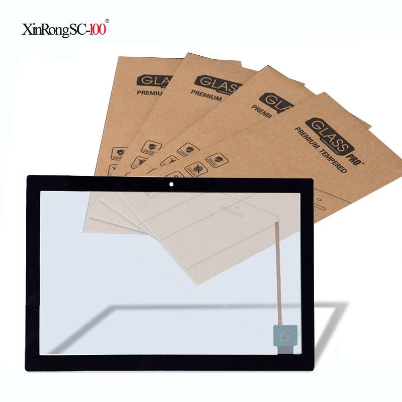 Glass film 10.1'' Inch Tablet Touch Screen LCD Display Digitizer Panel For Lenovo Tab 4 TB-X304L TB-X304F TB-X304N TB-X304