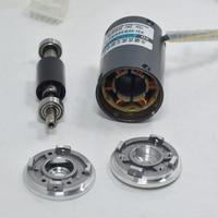 Safe No Spark Permanent Magnet Direct Brushless DC 24V Motor 10W 3000rpm Speed Regulating Motor Pure Copper Positive Reversal