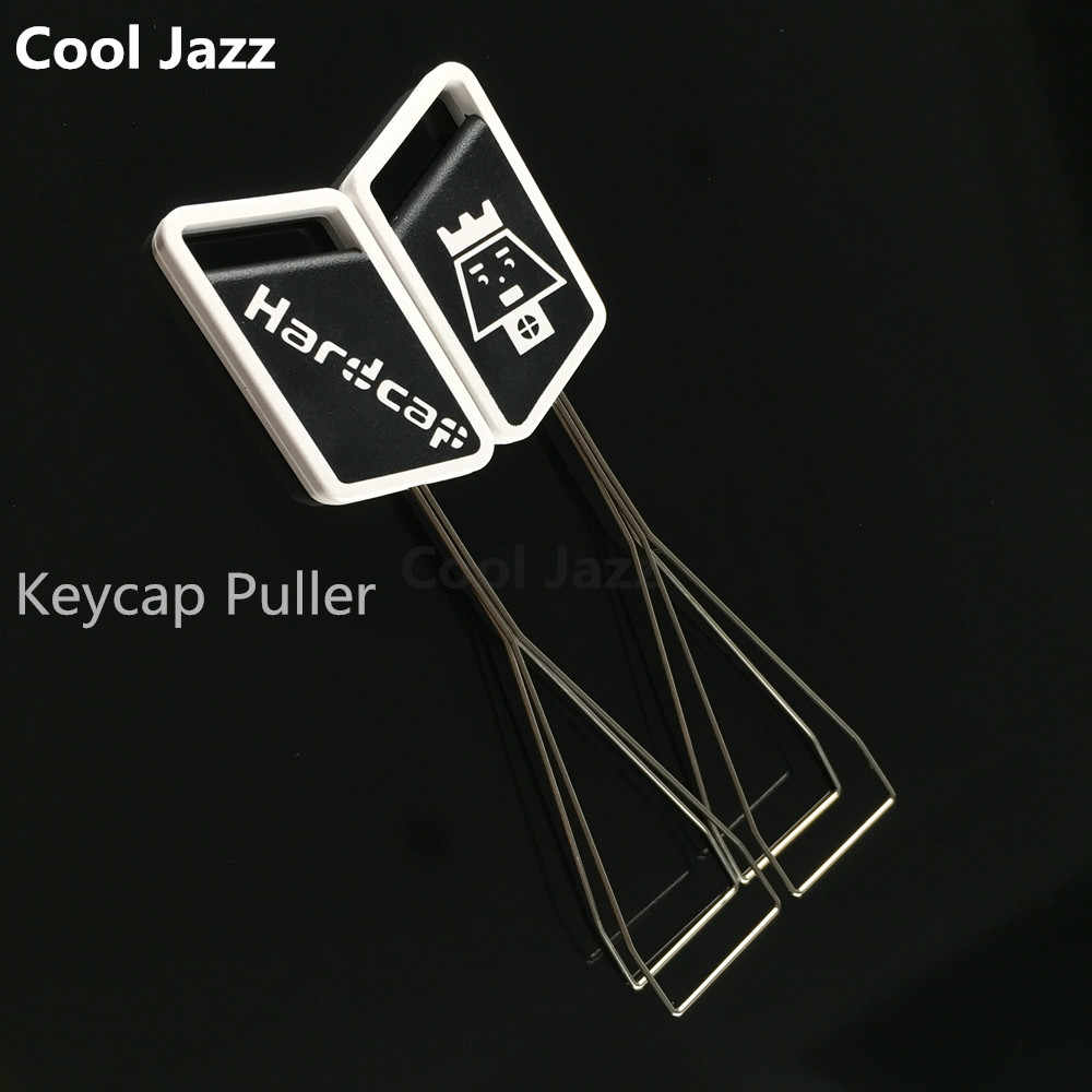 e0792f1ccf1 ... New Stylish Steel Wire Keyboard Keycap Puller For Mechanical Keyboard  Cleaning Tool Double shot Plastic Handle ...