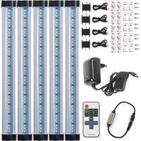 LED Bar Light Strip smd 2835 15W 12V Fast Seamless Connecting led bar led light bar for led bar lamp include kit(power supply)