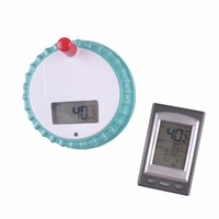 Long Distance Electronic Pool Thermometer Digital Bathtub Swimming Pool Thermometer Measuring Instrument
