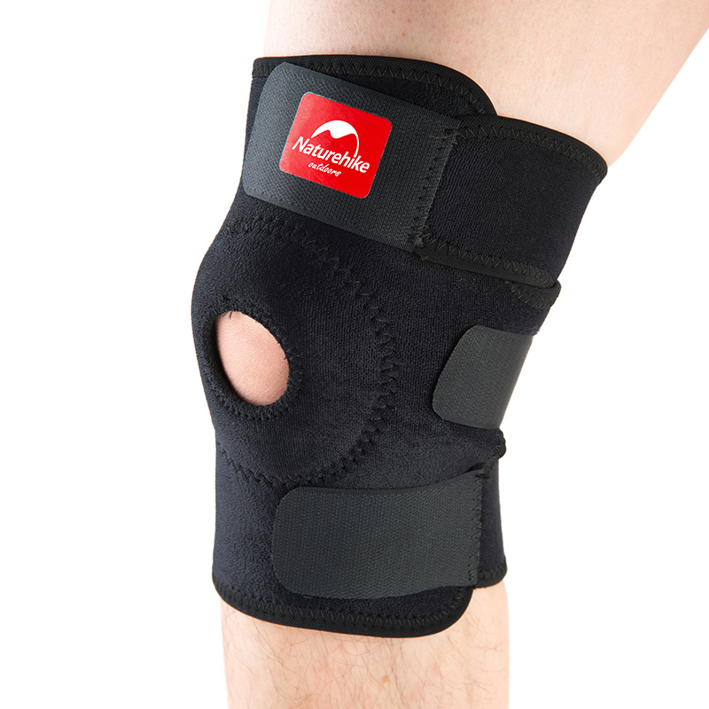 Adjustable Patella Stabilizer Arthritis Kneecap Knee Brace Pad Support Guard For Basketball Running Cycling Sports in Elbow Knee Pads from Sports Entertainment