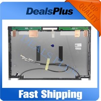 Substituição Nova Prata Laptop LCD Back Cover Caso A Shell Para Dell Latitude 3330 Vostro V131 0N6VWR N6VWR