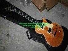 Fabrik Custom Shop e-gitarre Mit Hardcase Natürliche farbe Freies Verschiffen