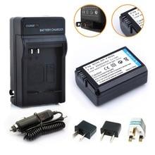 Câmera plus Carregador de Carro Plug para Sony Hibty 1 PCS 2000 MAH Np-fw50 Fw50 NP Npfw50 Bateria Nex-3 Nex-5c Alpha A55