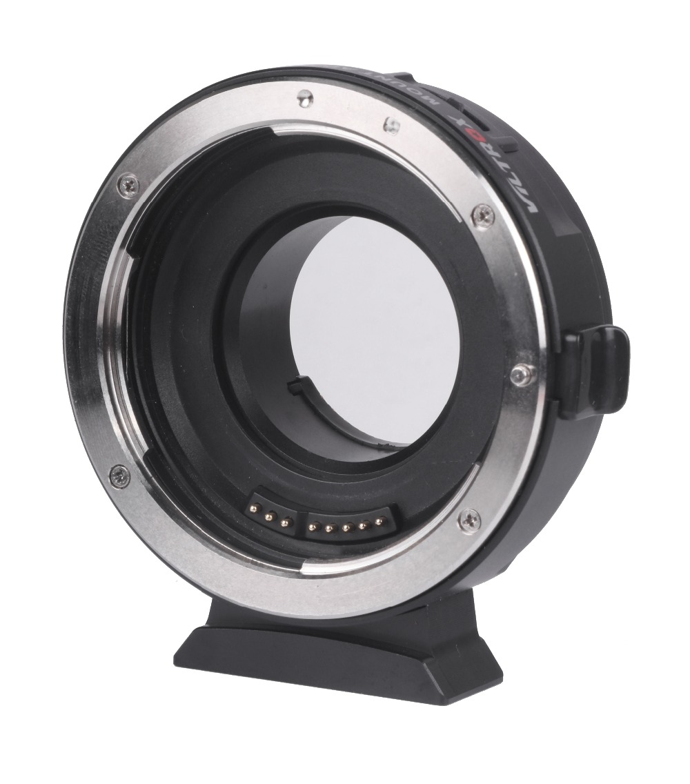 AmoPofo EF M1 Automatic focus for Canon EF mount series lens to be used on M43 camera in Lens Adapter from Consumer Electronics