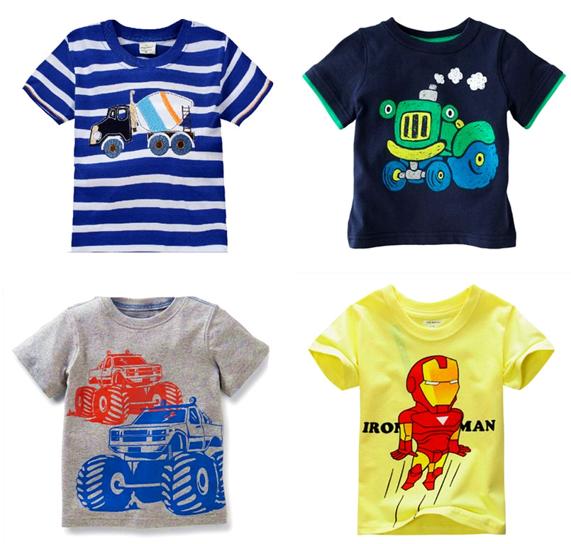 Best Baby Clothes Brands Simple Fashion Brands 60 New Children's T Shirt Boys' Tshirt Baby