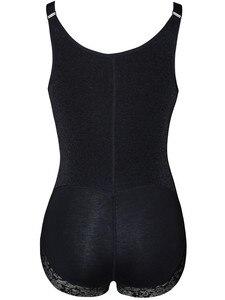 Image 5 - Faja moldeadora de talla grande para mujer, ropa interior adelgazante, body moldeador de cintura, pantalones de Control de talla grande 6XL