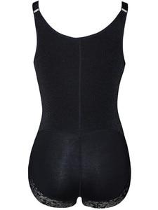 Image 5 - Vrouwen Plus Size Shapewear Afslanken Ondergoed Gordel Bodysuit Taille Shaper Slanke Vormen Voor Vrouwen Controle Broek Plus Size 6XL
