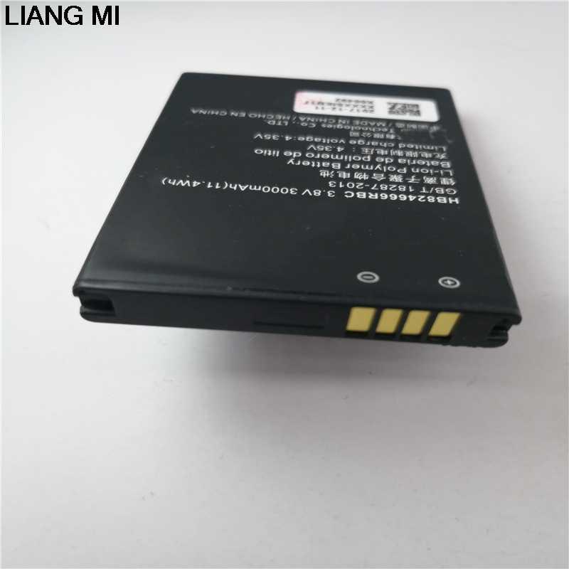 3000mah HB824666RBC ليثيوم أيون بطارية الهاتف لهواوي E5577 ebs-937 موزع إنترنت واي فاي مع حامل هاتف للهدايا