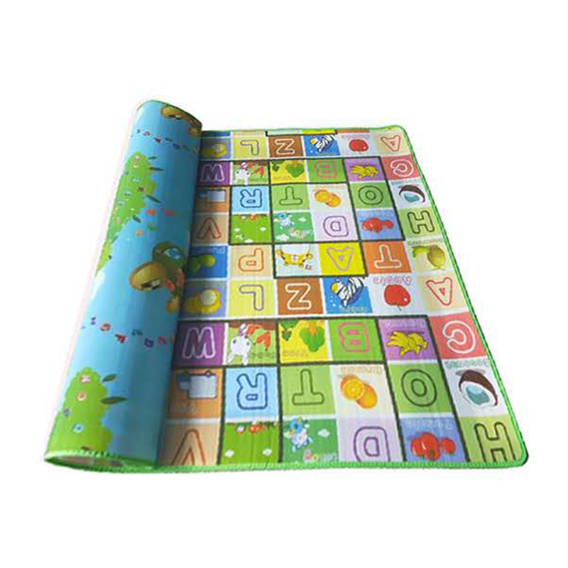 Baby Crawling Mat 5mm Double Sided Crawler Pad Infants