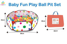 Baby Play Game Pool Child Kids Indoor Outdoor House Portabl Garden Houses for Children