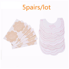 19a53bce1e01d iSHINE 2019 5pairs 10pc Instant Breast Lift Invisible Tape Push Up Boob  Uplift Shape