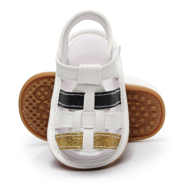 2018 mix color Newborn Baby Infant Toddler First Walkers Soft Sole Anti-Slip Bebe Shoe Prewalkers Baby Boys girls Summer Shoes