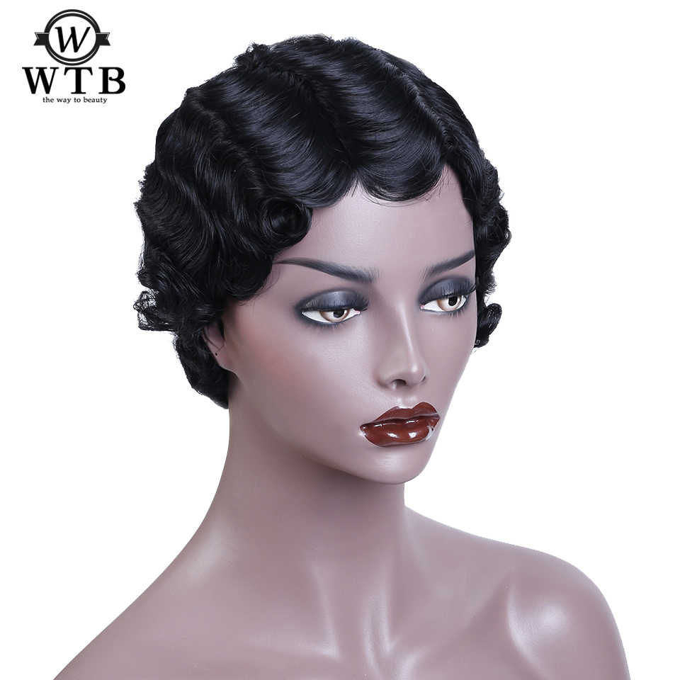 WTB Heat Resistant Hair African American
