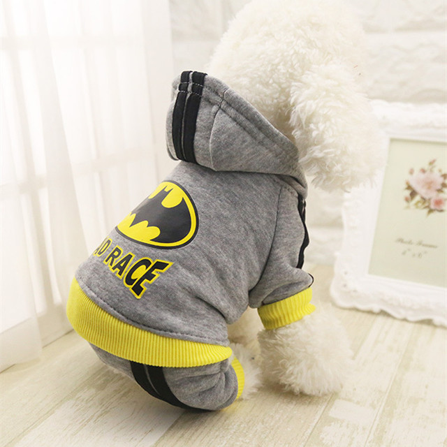 Cute Dog Clothes Warm Pet Coat Outfit For Dog Puppy Clothing Dog Clothes for Small Dogs Pet Hoodie Chihuahua Yorkie XS-XXL 29S1