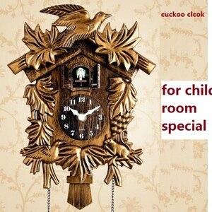 Cuckoo Clock Living Room Wall