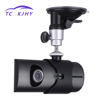 2018 Auto 2.7 Inch GPS Camera 140 Degree Video Recorder Car DVR Dash Cam Car DVR Dual Lens with GPS G-Sensor Cam Corder Dissplay