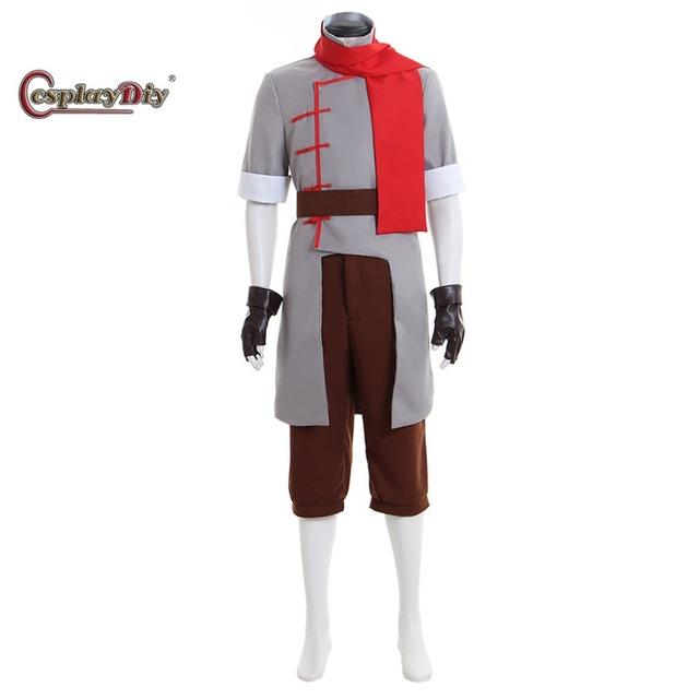 cosplaydiy avatarthe last airbender cosplay costume mako adult men halloween cosplay outfit custom made