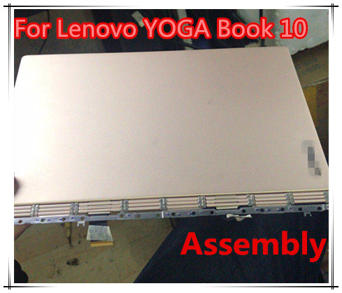 Original Genuine 10.1 inch1920*1200 for Yoga Book YB1-X91F Full LCD Screen Assembly Replacement цена 2017