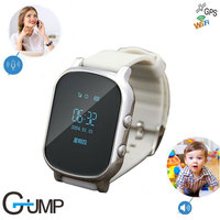Precise GPS Kids old man Smart Watch T58 support GPS WIFI SOS LBS Locate Finder emergency