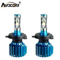 Avacom H4 H7 LED Car Bulb CSP H1 H11 H15 9005 9006 9012 Hi Lo Beam