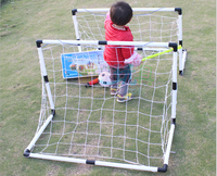 Children Detachable Football Gate Plastic Soccer Goal Net Baby Outdoor Sports Toy
