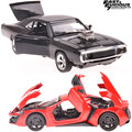 1 pcs 1:32 alloy diecast car model toys car fast & furious 7 dodge charger pull back light som lykan hypersport crianças boys toys