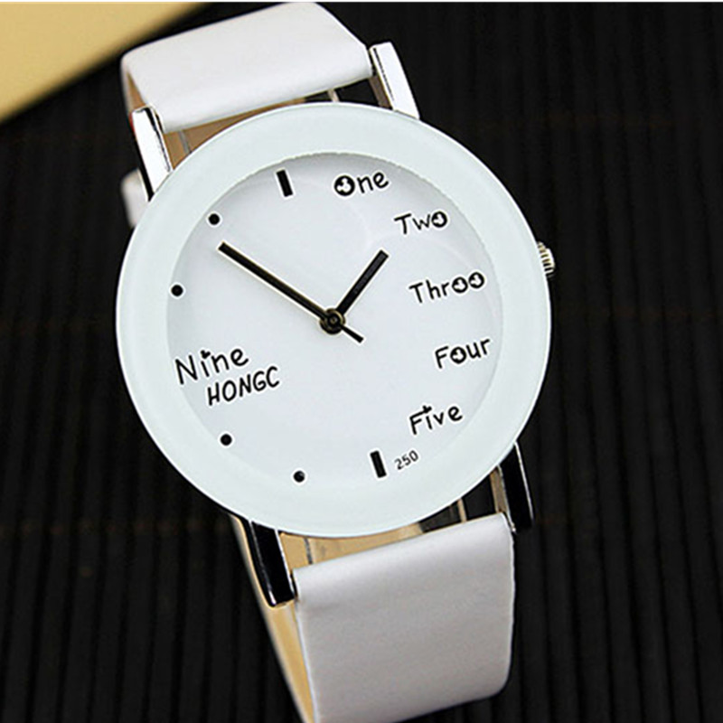 Yazole Brand Women Watches Fashion Casual Women's Watches Leather Strap Ladies Watch Women Clock Relogio Feminino Reloj Mujer