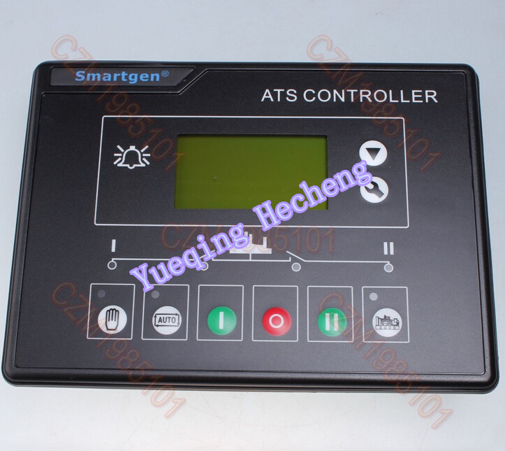 Gensets ATS controller HAT600 Generator Control Module For Smartgen free shipping deep sea generator set controller module p5110 generator control panel replace dse5110