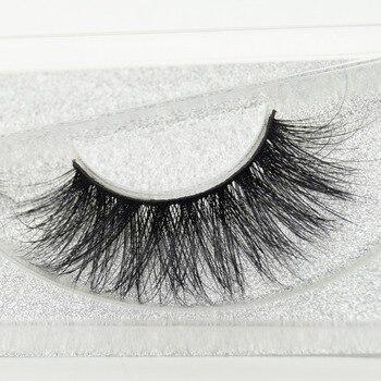 Visofree ресницы 3D норковые ресницы долговечный норки ресницы естественный Эффектный объем ресницы расширение накладные ресницы D22 1