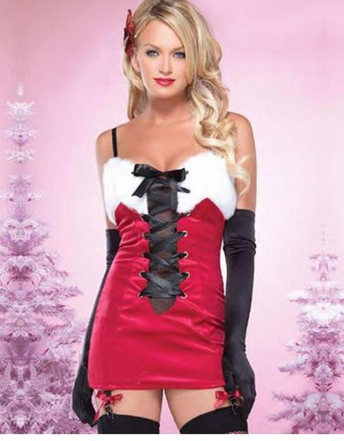 Ladies clothes theme Christmas for women Santa Claus Christmas ...