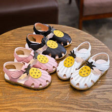 Toddler Infant Kids Baby Girls Pineapple Shoes Summer Princess Shoes Sandals