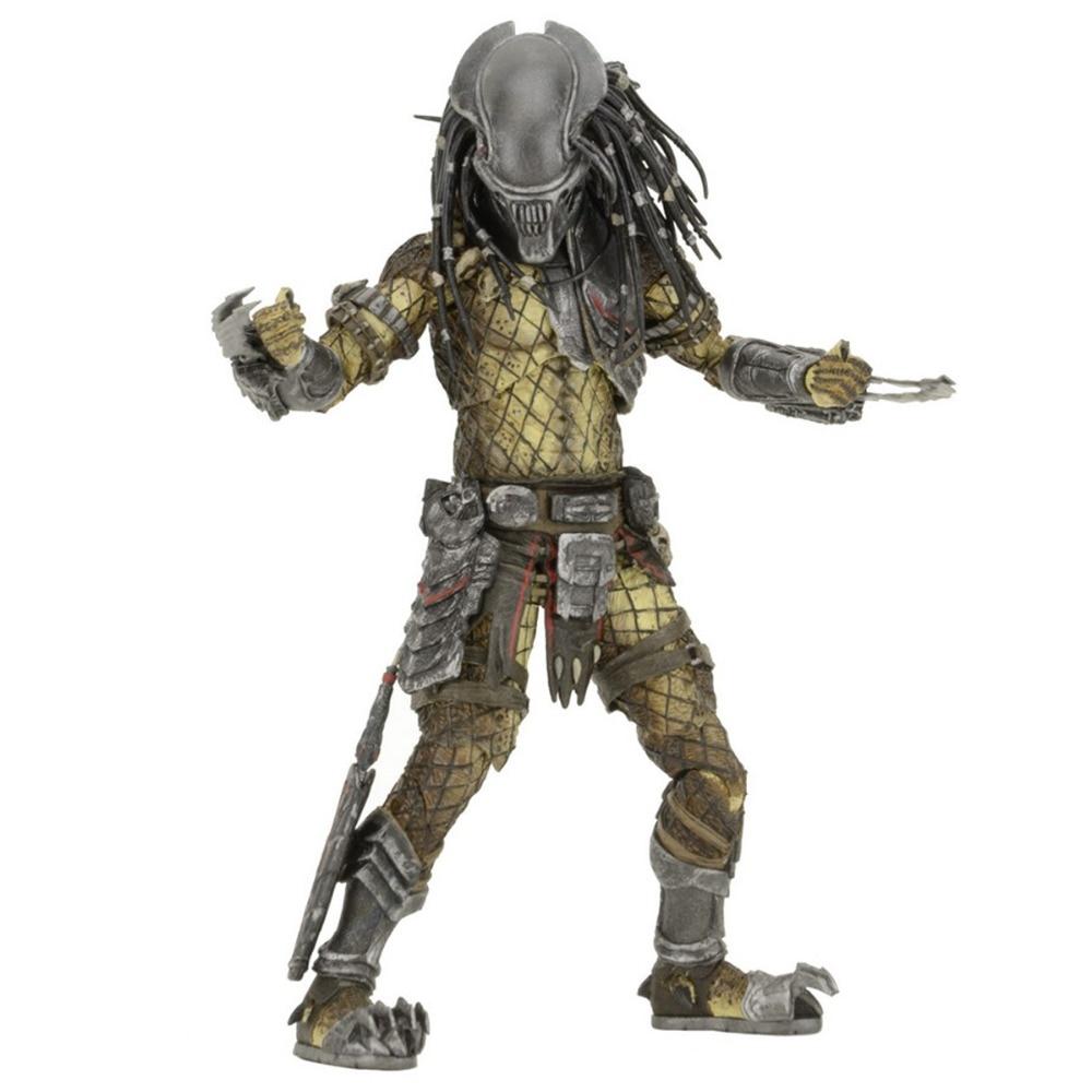 ФОТО Predators - 21cm Scale Action Figure - Aliens VS Predator - Serpent Hunter Series 17  - NECA NE011093