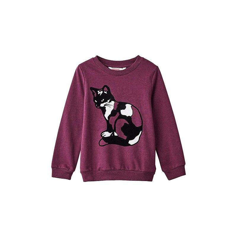 Hoodies & Sweatshirts MODIS M182K00333 for girls kids clothes children clothes TmallFS hoodies