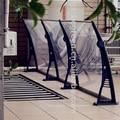 """YP100300 100x300 cm 39 """"x118 varanda ao ar livre gazebo do jardim usado porta de entrada da copa toldo toldos de policarbonato toldo sol"""