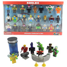 16 Sets Roblox Figure jugetes 7cm PVC Game Figuras Robloxs Boys Toys for roblox-game(China)