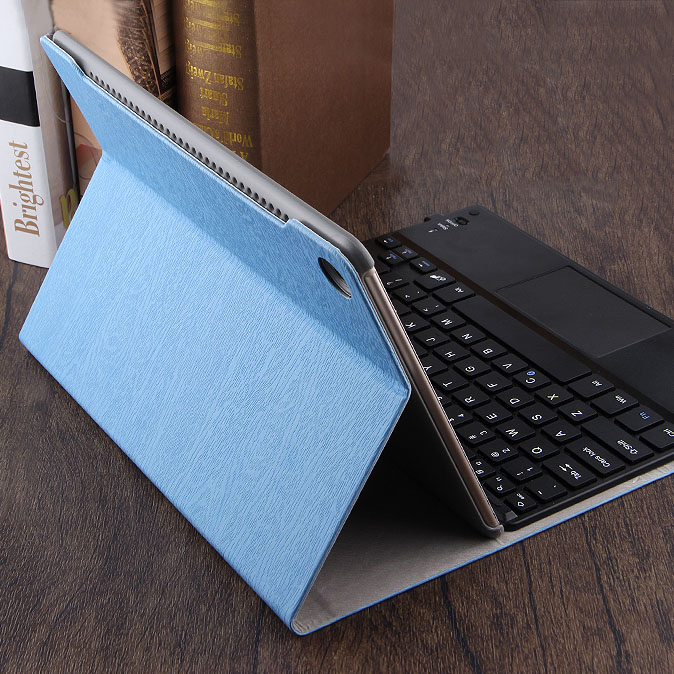 Wireless Bluetooth Keyboard + PU Leather Cover Protective Case For Huawei MediaPad M5 10.8 / 10 Pro CMR-AL09 CMR-W09 + Gift case for huawei mediapad m5 10 8 inch cmr al09 wireless bluetooth keyboard protective mediapad m5 10 pro 10 8 tablet cover case