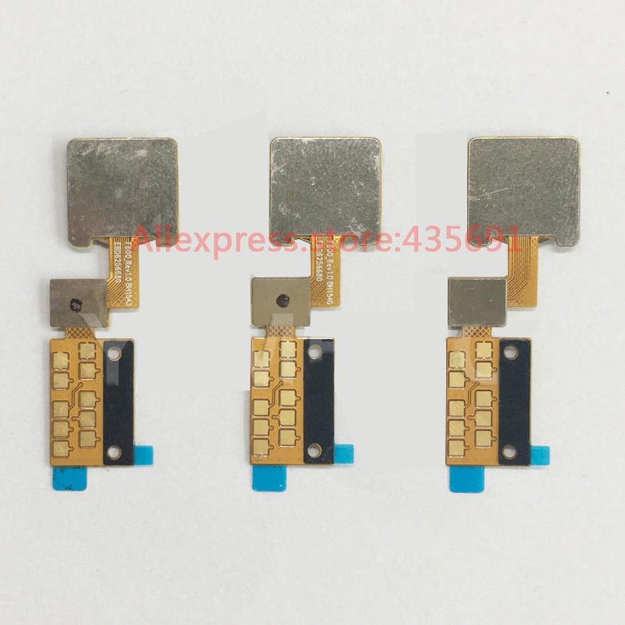 For LG V10 VS990 H900 H901 H960 Touch ID Fingerprint Sensor Home Menu  Button Flex Cable Assembly Original New