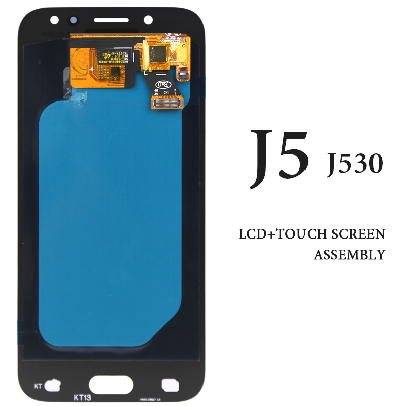 For Samsung Galaxy J5 2017 J530 J530F LCD Touch Screen 5.2 AMOLED No Dead Pixel Replace Panel For Samsung J5 Pro LCD Display For Samsung Galaxy J5 2017 J530 J530F LCD Touch Screen 5.2 AMOLED No Dead Pixel Replace Panel For Samsung J5 Pro LCD Display