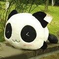 25 см Новые Плюшевые Игрушки Кукла Животных Мода Cute Panda Удобная что-нибудь вкусненькое Игрушки Подушка Поясничной Подушки Panda Плюшевые Игрушки подушка
