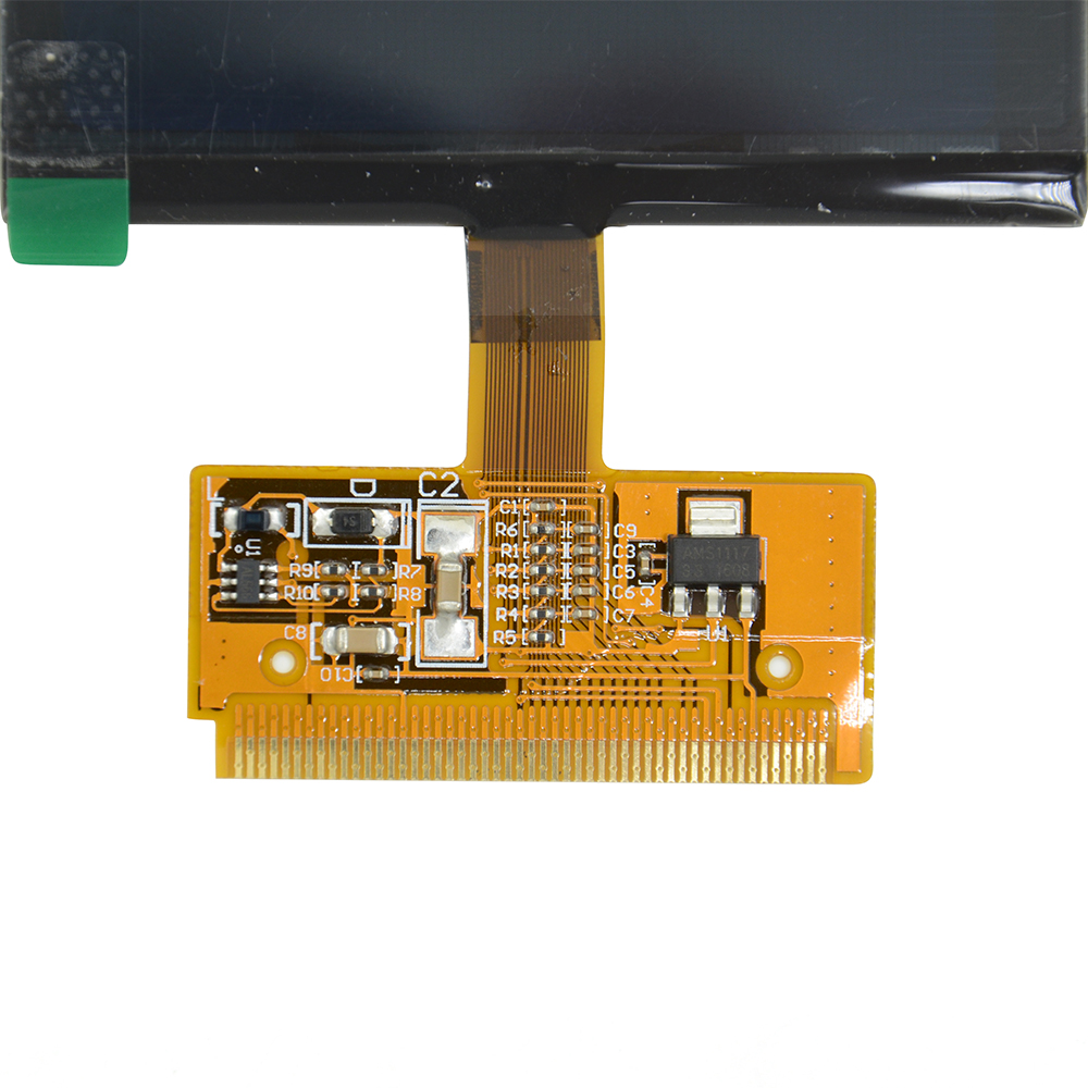New Version A3 A4 A6 VDO LCD Display for for VW Volkswagen For audi A3 A6 LCD display,Replacing Old Version